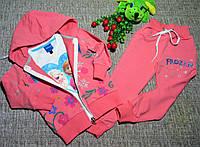 Детский спортивный костюм  Frozen тройка на девочку на 1-6 лет.Турция