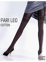 Колготки женские имитация чулка PARI LEO 150 den