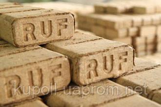 RUF топливные брикеты дубовые