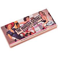 The Manizer Sisters Makeup Highlighter набор хайлайтеров для лица и тела 3х1 6760-02