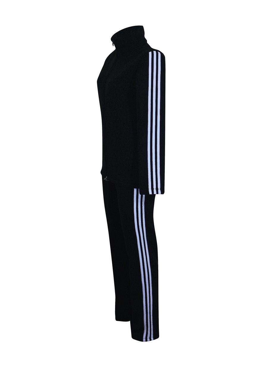 Теплый спортивный костюм флис-коттон