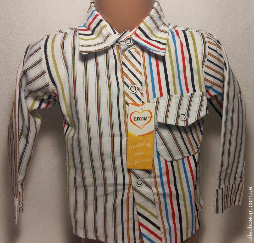 1268 Рубашка микровельвет