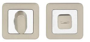 Накладка RDA WC-40  хром/сатин никель
