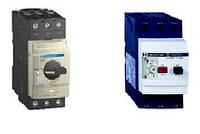 Автоматический выключатель TeSys GV3 — компонент защиты электродвигателей