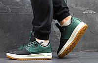 Кроссовки Nike Air Force LF-1 (черные с зеленым) мужские кроссовки найк 4596