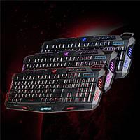 Проводная клавиатура с подсветкой (3 цвета)  Keyboard М-200