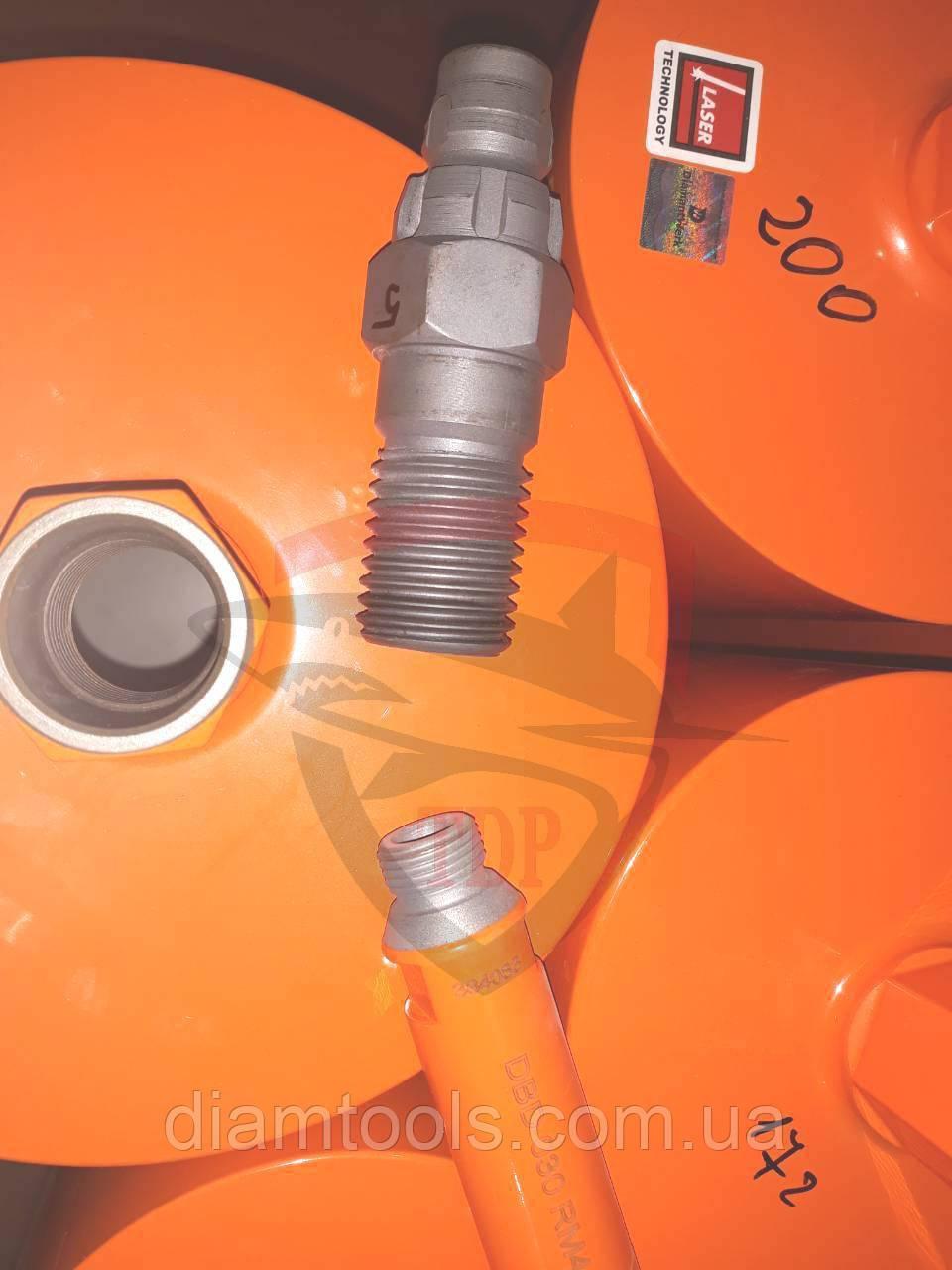 Переходник под HILTI 1-1/4g UNC x 1/2H GAS DD130/150/160 (276582)