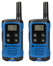 Рация Motorola TLKR-T41 Blue