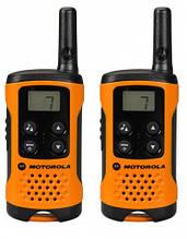Рация Motorola TLKR-T41 Orange