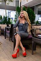 Платье «Альтера Джерси» 6979
