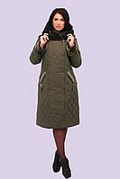 Женский зимний пуховик. Модель 117.Размеры 50-62