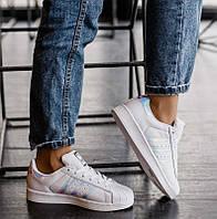 Кроссовки Adidas Superstar Tornasol женские