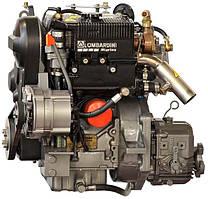 Стационарный лодочный мотор Lombardini Ldw 702 M с редуктором Tmc-40 (20 л.с.)