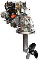 Стационарный лодочный мотор Lombardini Ldw 702 Sd c приводом SailDrive (20 л.с.)