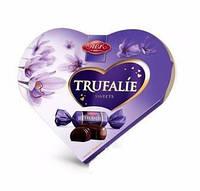 Конфеты АВК Труфалье шоколадные сердце 135г