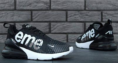 Мужские кроссовки Nike Air Max 270 x Supreme, фото 2