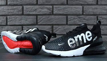 Мужские кроссовки Nike Air Max 270 x Supreme, фото 3