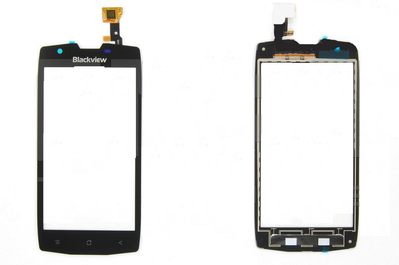 Сенсор (Touch screen) Blackview BV7000 чёрный