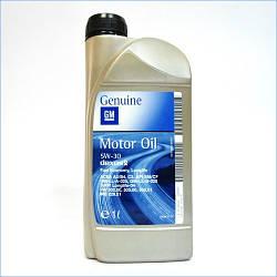Моторное масло General Motors 5W-30  Dexos2 Longlife (1 Liter) - 1942000