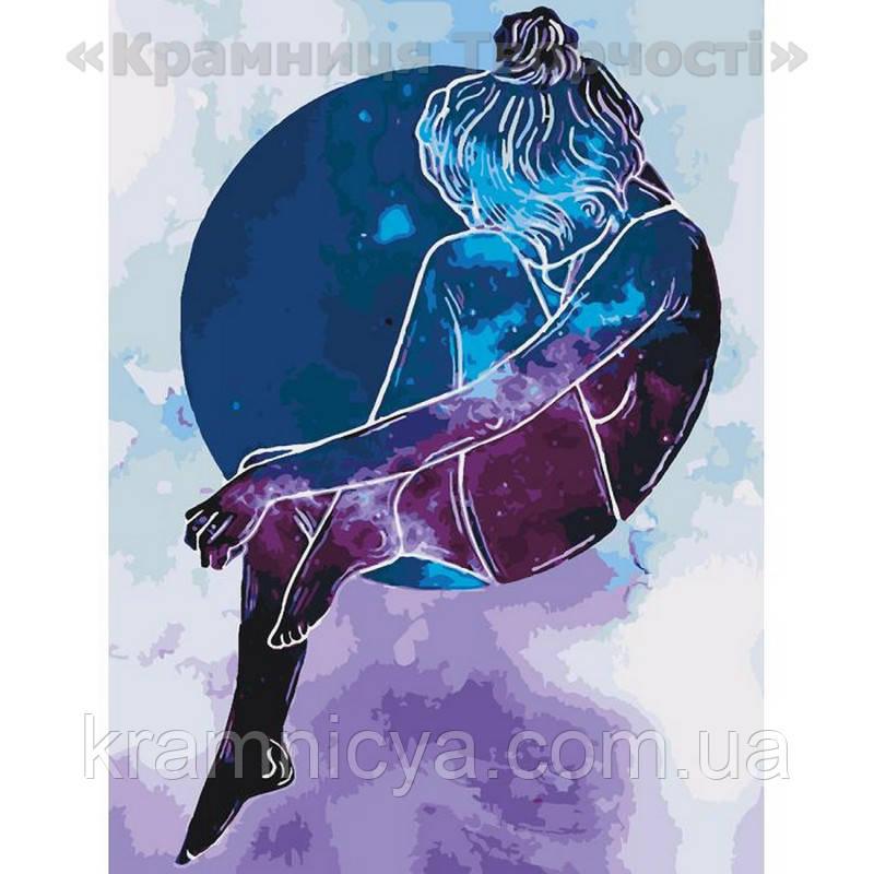 Картина за номерами Сузір'я діви, 30х40 (КНО2668)