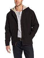 Wrangler Men's Outerwear Sherpa Lined Hooded Jacket