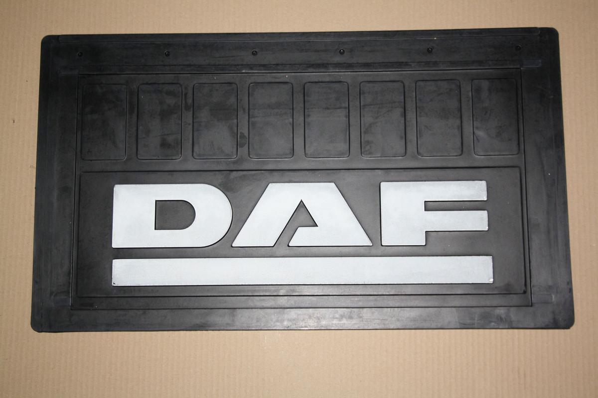 Купить комплект задних брызговиков на DAF (62*35 см)