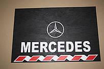 Купить комплект задних брызговиков на грузовики Мерседес