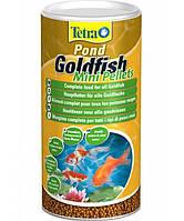 Корм для золотых рыбок Tetra POND Goldfish Mini Pellets, 1L