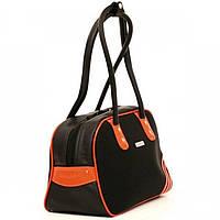 Молодежная сумка с яркими оранжевыми вставками  Wallaby арт. 403-1