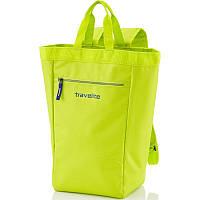 Сумка-рюкзак салатовая унисекс Travelite TL000160-80