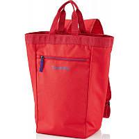 Сумка-рюкзак красная унисекс Travelite TL000160-10