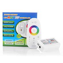 Контроллер RGBW 24A RF 2,4G touch