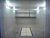 Проводка освещения в гаражный бокс