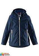 Куртка демисезонная для мальчика без утеплителя Reima 521529, цвет 6980 REIMATEC 18