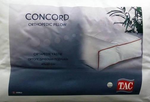 Подушка TAC Concorde 40 х 60 ortopedic 40*60, фото 2