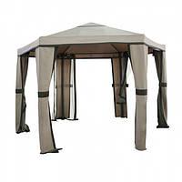 Шестиугольный садовый тент Sahara (09345)   Садовая мебель