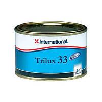 Краска необрастающая, по алюминию, Trilux 33/375 мл/серая