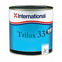 Краска необрастающая, по алюминию, Trilux 33/2,5 л/черная