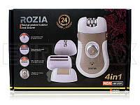 Эпилятор 4 в 1 Rozia HB6006