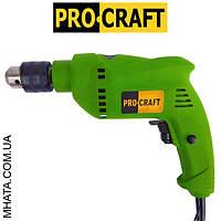 Дрель ударная  Procraft PF -800 (ударная 13 патрон)