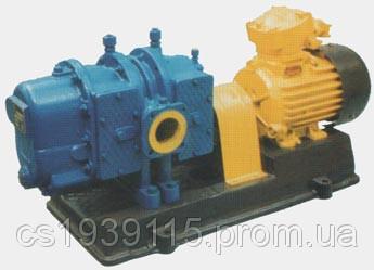 Газодувки ротаційна 1Г32-30-8В б/дв