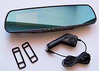"""Видеорегистратор-зеркало заднего вида, DVR 138E, экран 2.8"""""""