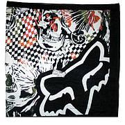 Полотенце FOX Morphine Beach Towel White