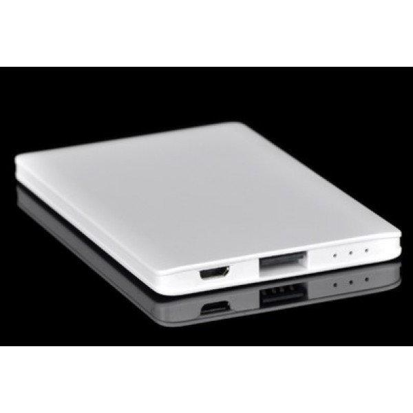 Портативное зарядное устройство Veger 2000 mAh (Polymer, 100% емкость)