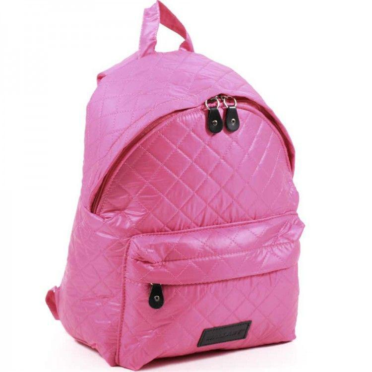 7d9e75eeab73 Маленький Рюкзачок Ярко-розового Цвета Wallaby Арт. 1375-5 — в ...