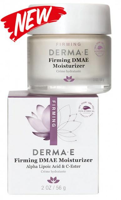 Зволожуючий крем для обличчя з ДМАЕ, альфа-ліпоєвої кислотою і вітаміном С * Derma E (США) *