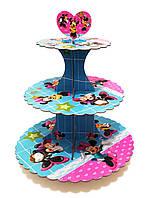 Подставка для сладостей Минни Маус