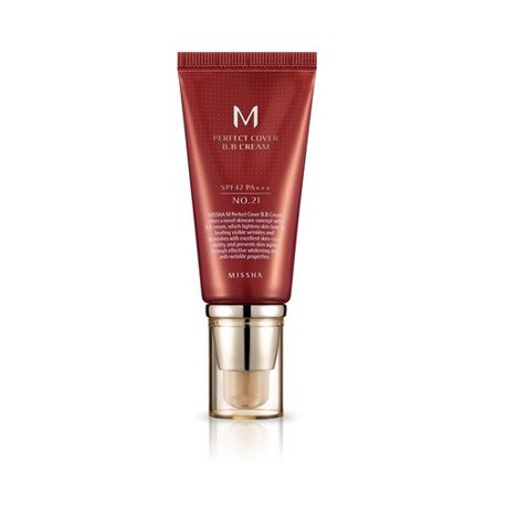 BB Крем Missha M Perfect Cover BB Cream 50 ml (тон #21, #23)