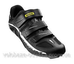 Обувь Mavic AKSIUM II Black/White/Bk черно-белая
