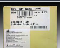 Утонченная асферическая полимерная линза Cosmolit 1,6 Solitaire Protect Plus 2 марочная. Rodenstock (Германия)